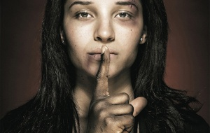 silence is dangerous click on http://abduzeedo.com/most-creative-ads-series-domestic-abuse